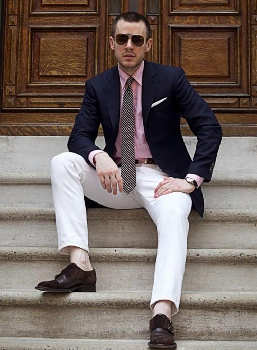 dan-trepanier-stairs-navy-blazer-white-jeans-e1325373385793