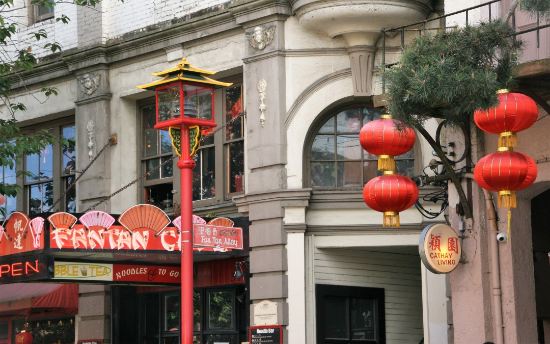Best Bites Under $5 in Victoria Chinatown