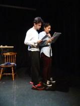 Amirul Hussain and Sharan Phull
