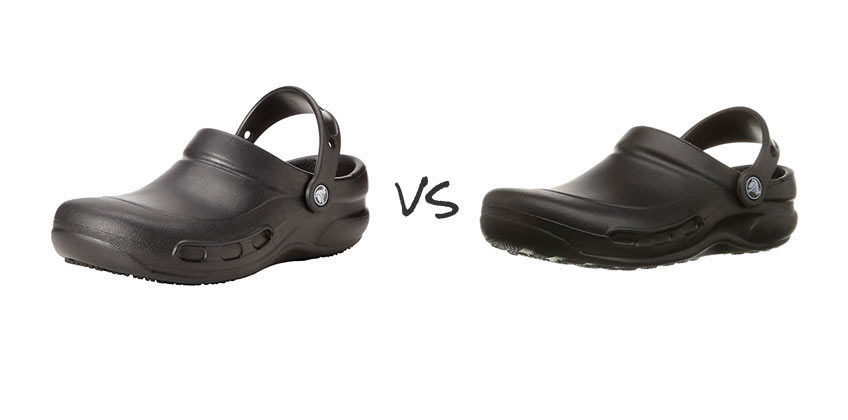 crocs kitchen shoes 3 compartment sink bistro vs specialist made for healthcare and hospitality