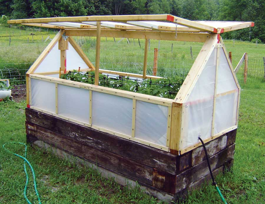8 Inexpensive Diy Greenhouse Ideas Anyone Can Build  Off