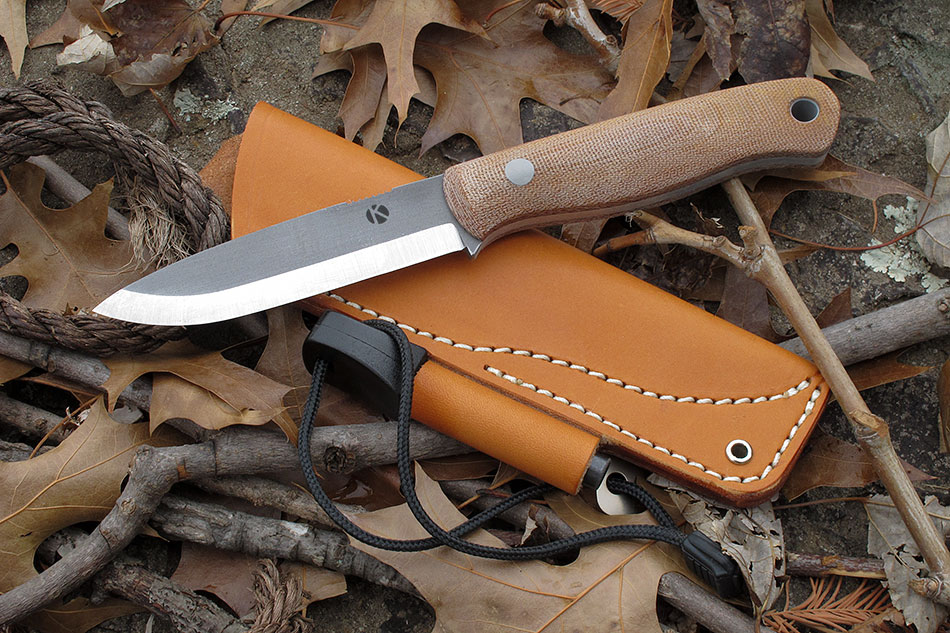 3 Steel Types That Make The Best Bushcraft Knives  Off