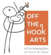 Off the Hook Arts logo