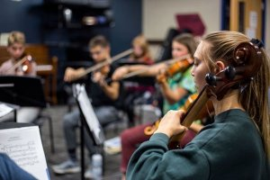 Chamber Music Academy Cello - Off the Hook Arts