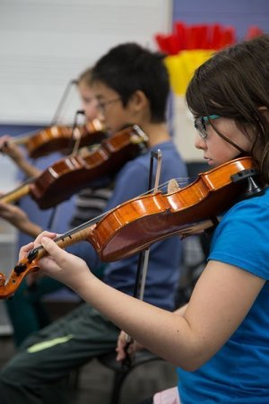 Chamber Music Academy Violin - Off the Hook Arts