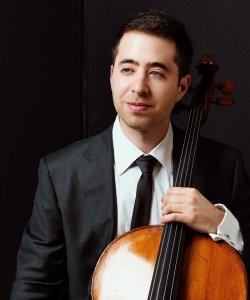 Matthew Zalkind, cello - SummerFest 2019
