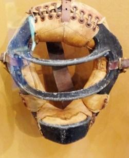Yogi's mask