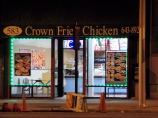 Crown Fried Chicken