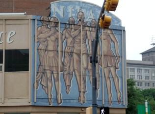 NJPAC mural