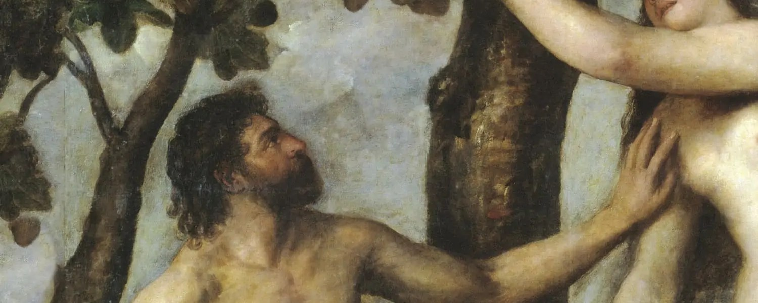 The story of Adam and Eve teaches us about our spiritual origins