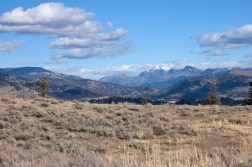Peaks of the Beartooth Range
