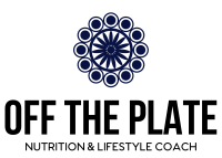 Off the Plate Nutrition & Lifestyle Coach logo