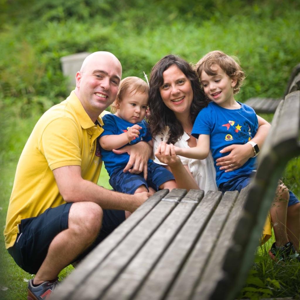 Seda ve ailesi