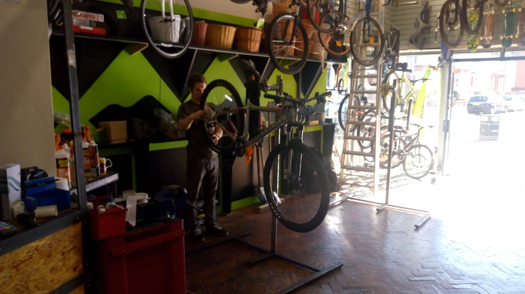Services at Off the Rock Cycles