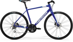 Merida Speeder 100 Blue/White Urban Hybrid