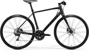 Merida Speeder 400 Black Urban Hybrid