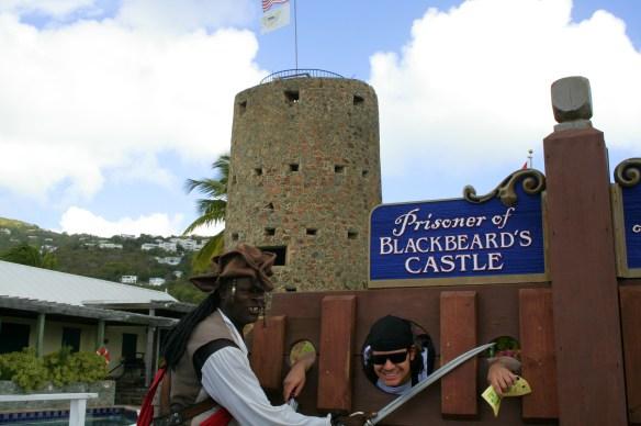 Blackbeards Castle Jack Sparrow