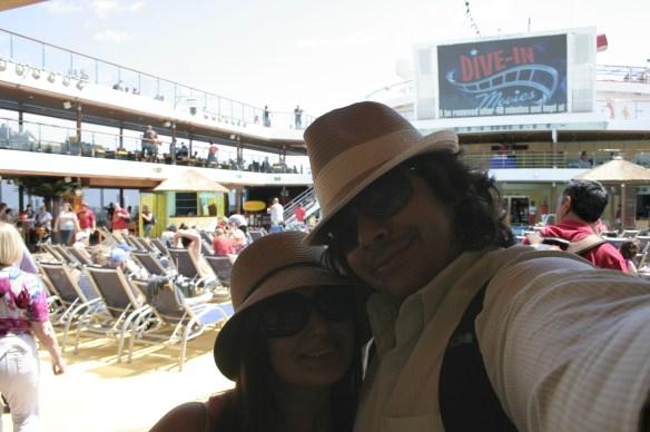 Carnival Breeze Lido