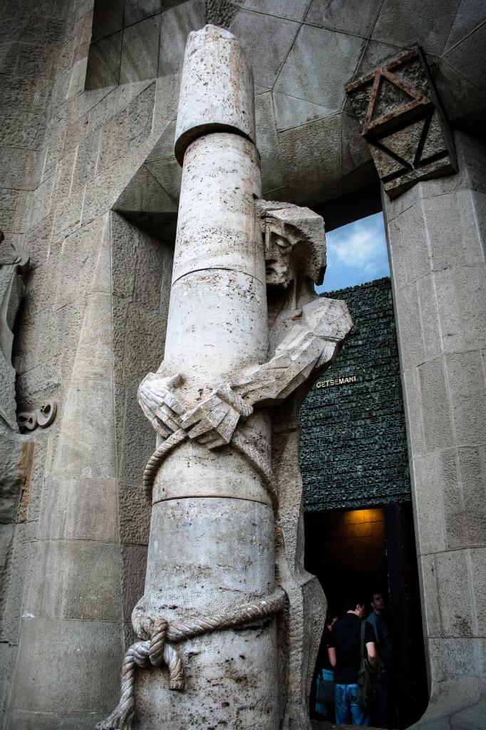 Photo Journey of the Week La Sagrada Familia