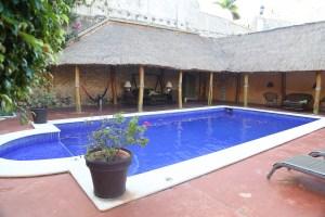 Mexican Pool Casa Tia Micha