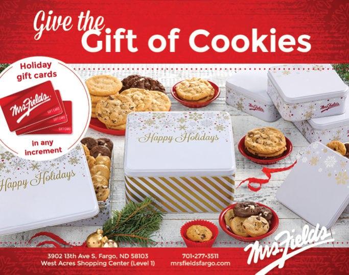 Mrs. Fields Cookies | Indoor Billboards | Off The Wall Advertising