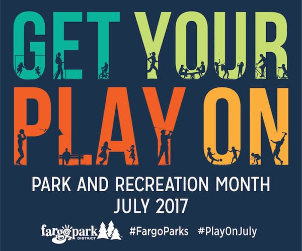 Fargo Parks | Online Ads | Off The Wall Advertising