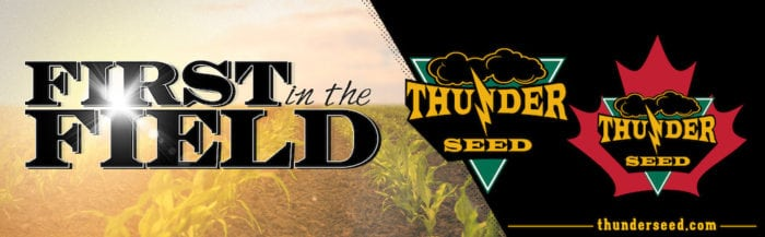 Thunder Seed | Outdoor Billboard | Off The Wall Advertising