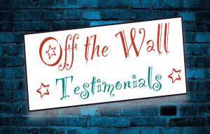 offthewall testimonials