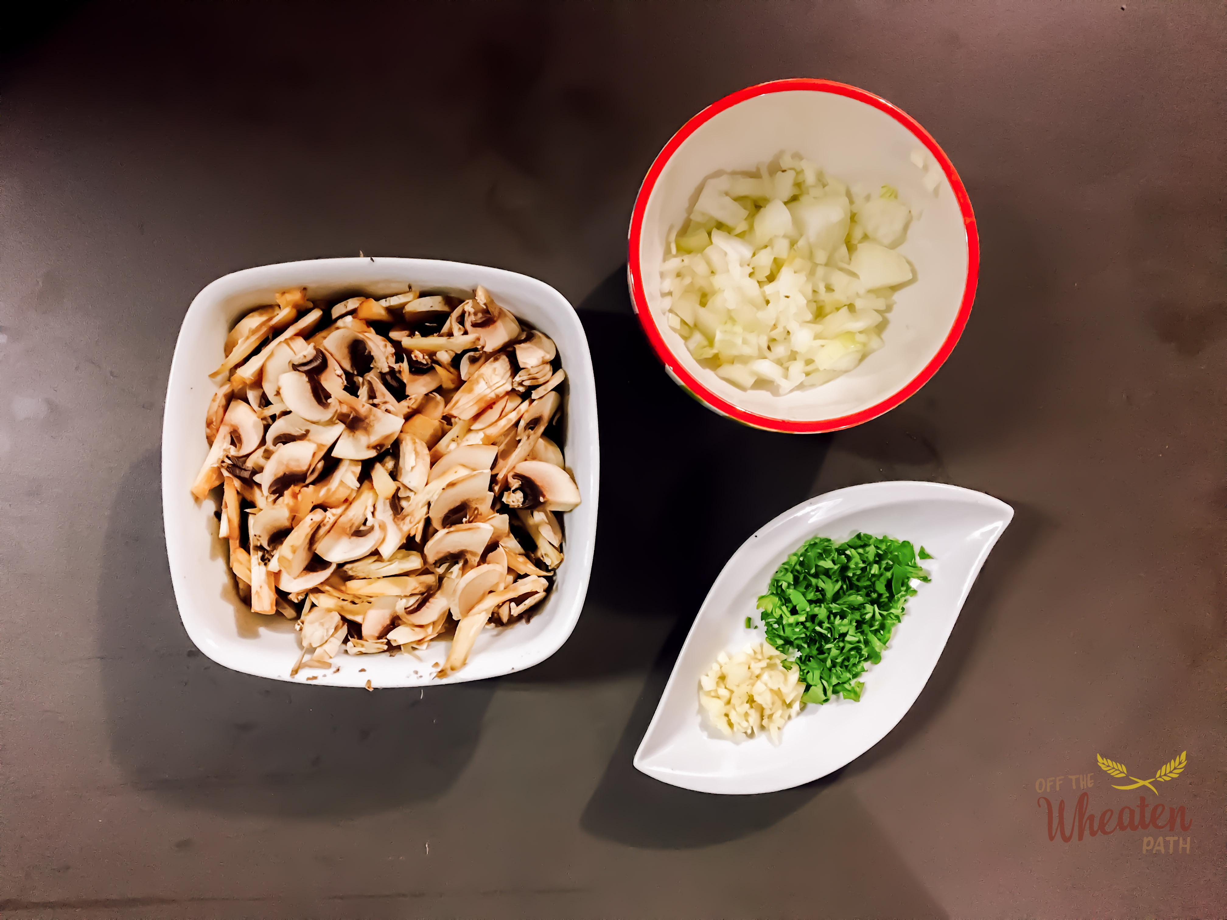 Mushroom Soup 2-3