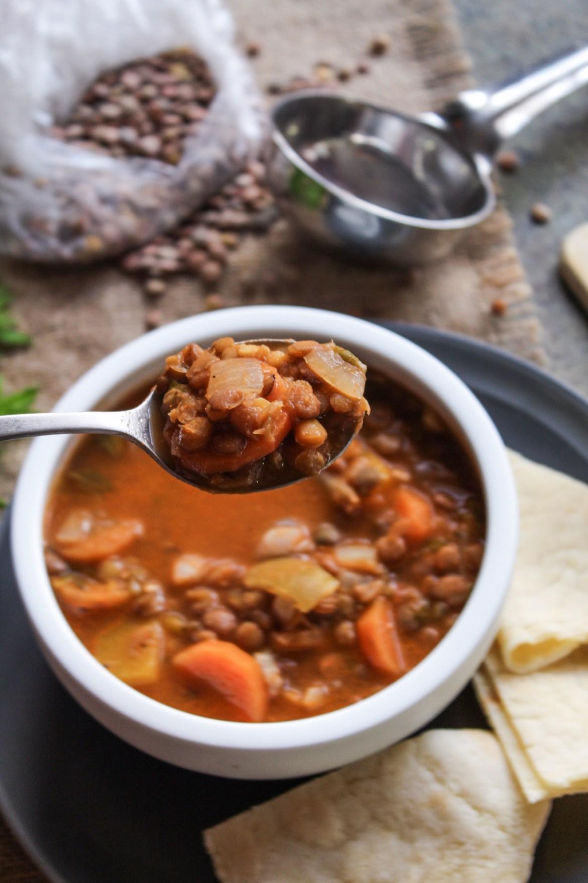 Lenitl Soup