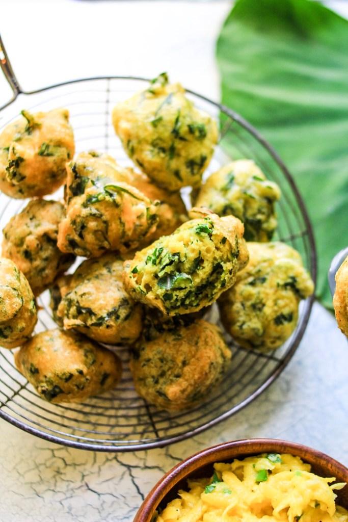 Gluten free Saheena Bites