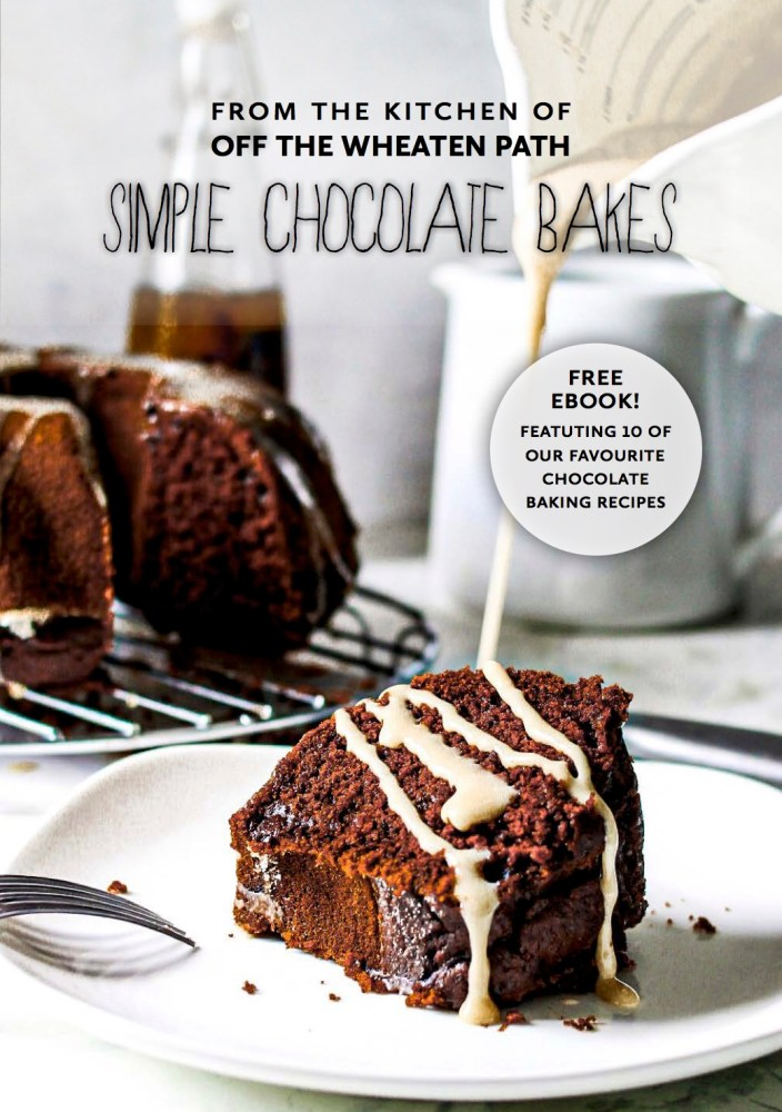 Simple Chocolate Bakes