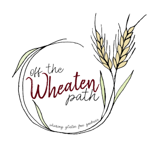 Off The Wheaten Path Gluten Free Goodness