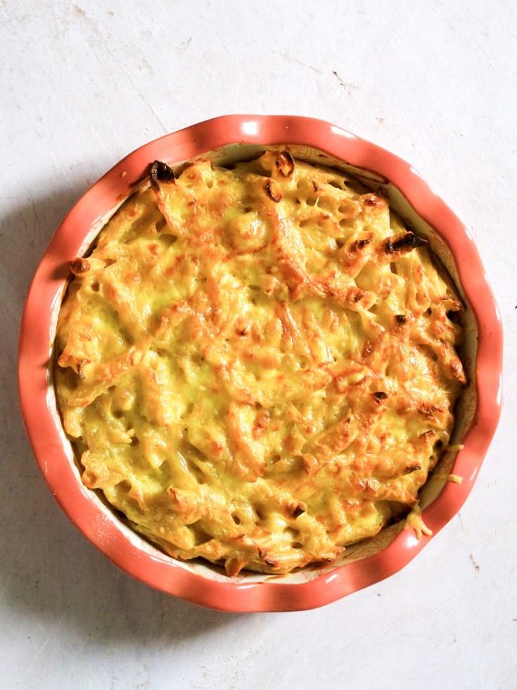Trinidad Macaroni Pie
