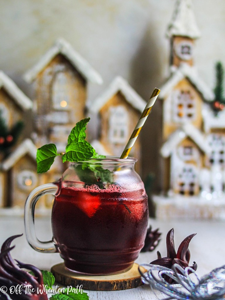 5 ways to use Sorrel juice
