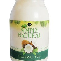 Simply Natural Coconut Oil
