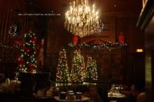Christmas at the Dome bar in Edinburgh 01 copy