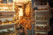 Christmas orange wreaths