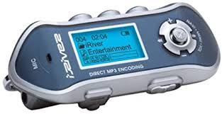 iRiver MP3 Player made running with music even easier