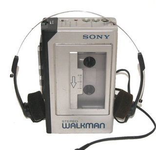 The Sony Walkman Enabled Running with Music