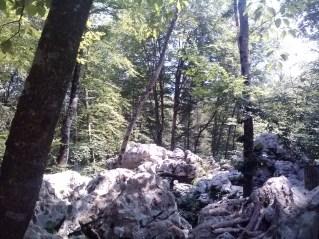 Pradis rocks