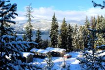 Halcyon Hot Springs Winter Weekend Experience Nakusp