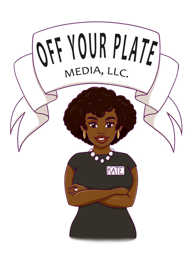 Off Your Plate Logo