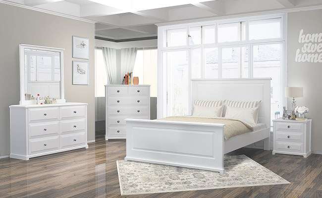 Florence Bed Pt Olympic Furniture Gemilang