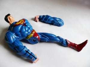 Not So Superman