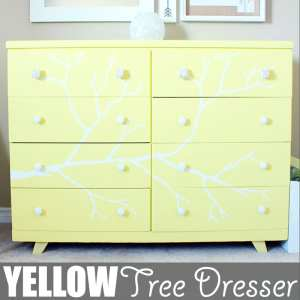 Yellow Tree Dresser