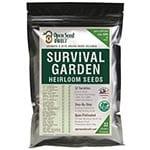 Every eco-friendly garden needs non-GMO vegetable seeds.