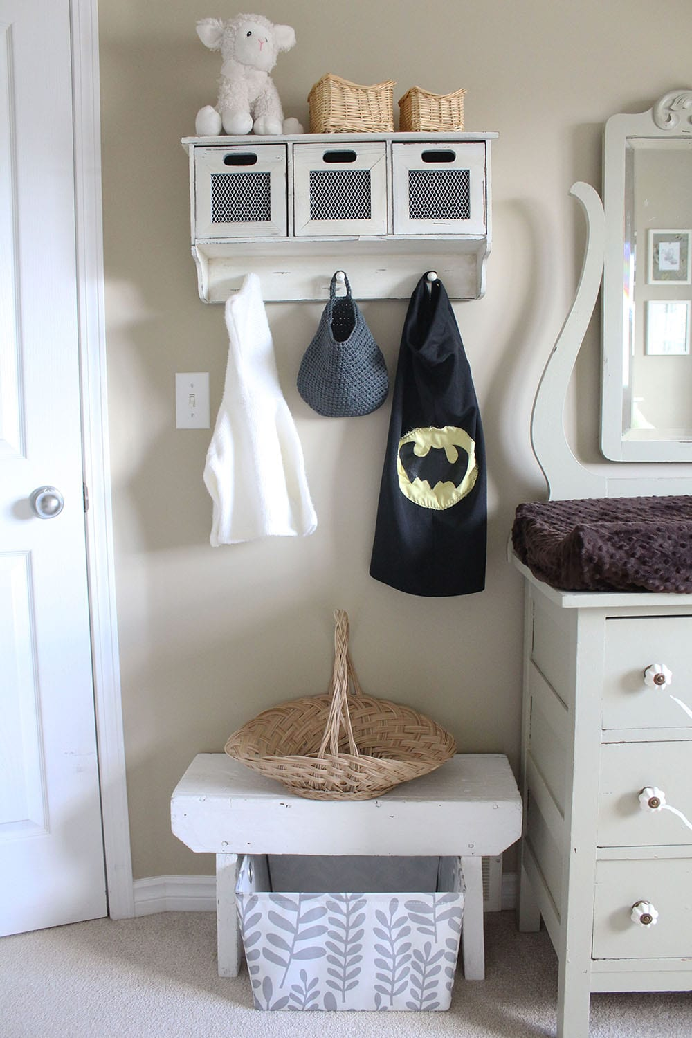 Home decor trends may come and go, but there's one trend that better not be going anywhere and that's eco-friendly home decor. Eco-friendly nursery decor is one of several current trends that's not only stylish, but is also sustainable!