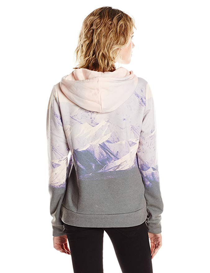 Sustainable fashion is one of 10 current Pinterest trends that slant toward a truly inspiring ambition - being more green! This hoodie by sustainable clothing brand Threads 4 Thought is made of polyester from recycled plastic bottles.