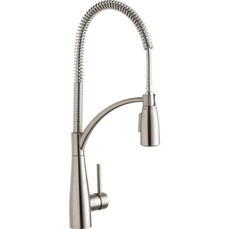 Want an eco-friendly kitchen? Then you've got to get a low-flow faucet!